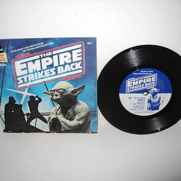ROCKTOBER SALE Vinyl Record Album The Empire by JustCoolRecords