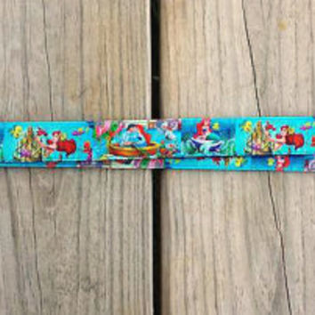 Disney Inspired The Little Mermaid Lanyard