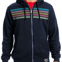 Sometime Last Night Color Bars Hoodie | R5 Rocks
