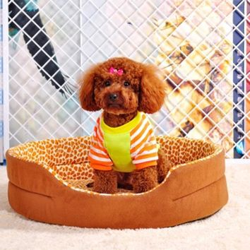 Pads Puppy Bed Nesting Luxury Dog Nesting Cat Lair Pets Heating Mat Kennel Pet Cleaning Honden Mand Tool Dogs Products 50Z1554