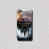 The Mortal Instruments Cover - Print on Hard Cover for iPhone 4/4s, iPhone 5/5s, iPhone 5c - Choose the option in right side