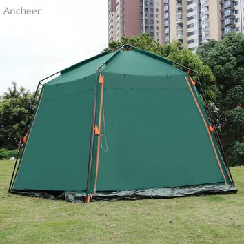 5 - 8 Person Amazing, Full Height, Screened In Family Tent