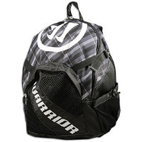 Warrior Jet Pack S1 Lacrosse Bag at Eastbay