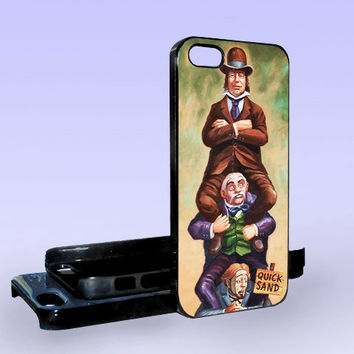 Haunted Mansion - Print on Hard Cover - iPhone 5 Case - iPhone 4/4s Case - Samsung Galaxy S3 case - Samsung Galaxy S4 case