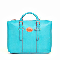 LA MARTINA Women's Turquoise Briefcase
