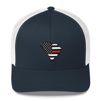 South Carolina - Thin Red Line Hat