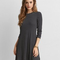 Don?t Ask Why Sweater Dress, Rust | American Eagle Outfitters