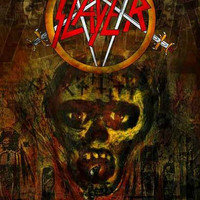 Slayer Seasons in the Abyss Album Cover Poster 11x17