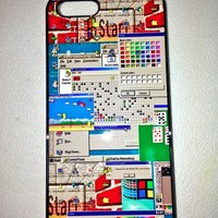 SWEET LORD O'MIGHTY! WINDOWS 95 IPHONE CASE