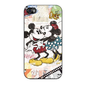 mickey retro minnie mouse iPhone 4 4s 5 5s 5c 6 6s plus cases