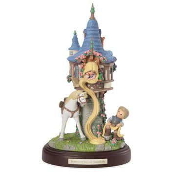 Precious Moments® Rapunzel and Castle Musical Figurine