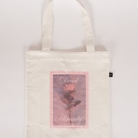 Lazy Oaf Dead Already Tote Bag - Bags / Purses - Categories - Womens