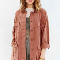 BDG Outback Linen Surplus Jacket-