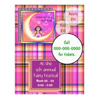 Faery Nice Day Flyer