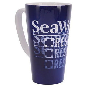 SeaWorld Rescue Ceramic Coffee Mug New with Tag