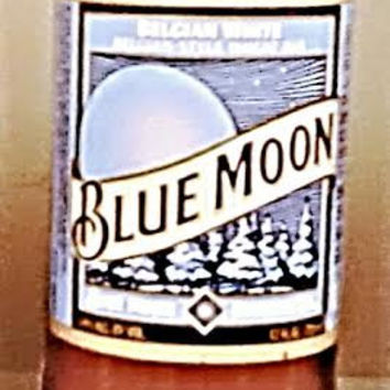Blue Moon Beer Beautiful 100% All Natural Soy Candle