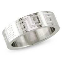Engrave Craft Ring in Stainless Steel 7500081572