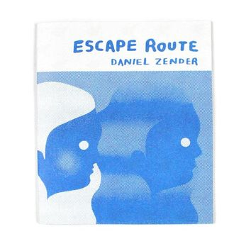 Escape Route Art Zine