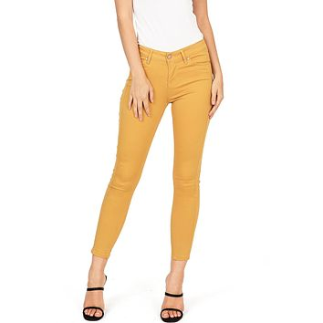 Dreaming Color Crop Skinnys