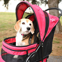 Regal Pet Stroller - Raspberry Sorbet
