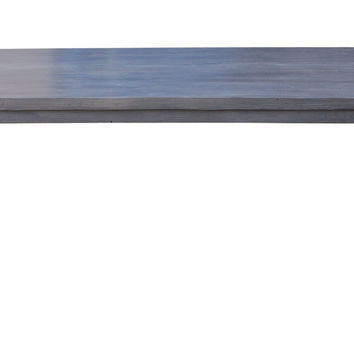 Reclaimed Wood Roca Dining Table in a Natural Wood Finsh
