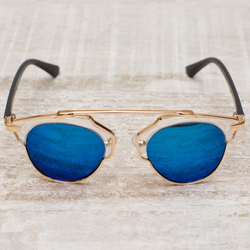 The Lookout Sunglasses - Blue