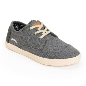 Toms Paseos Movember Wool Women's Shoes
