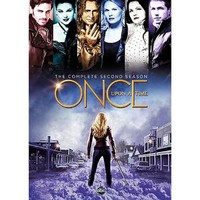 Once Upon a Time The Complete Season 2 DVD> DVDs, CDs & Books> Once Upon a Time