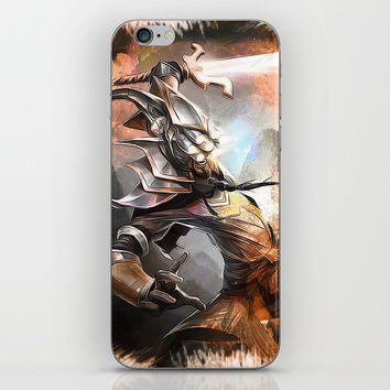 League of Legends MASTER YI iPhone Skin by naumovski