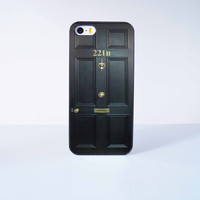 221B Plastic Case Cover for Apple iPhone 5s 5 6 Plus 6 4 4s  5c