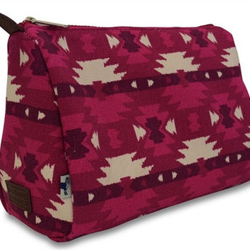 Sloane Ranger Aztec Cosmetic Pouch