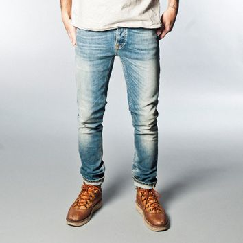 Grim Tim Organic Crispy Used - Nudie Jeans Co Online Shop