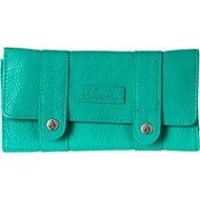 Volcom Juniors Look Back Wallet, Bright Turquoise, One Size