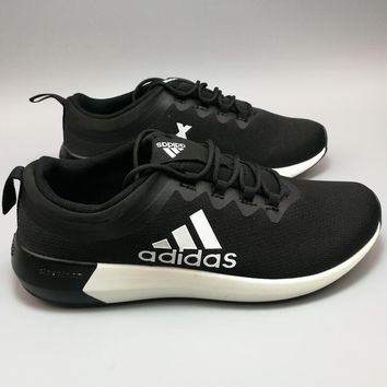 """""""Adidas"""" NEO X Perspective Breathable Nets Loose Sports Shoes (black white logo) H-MDT"""