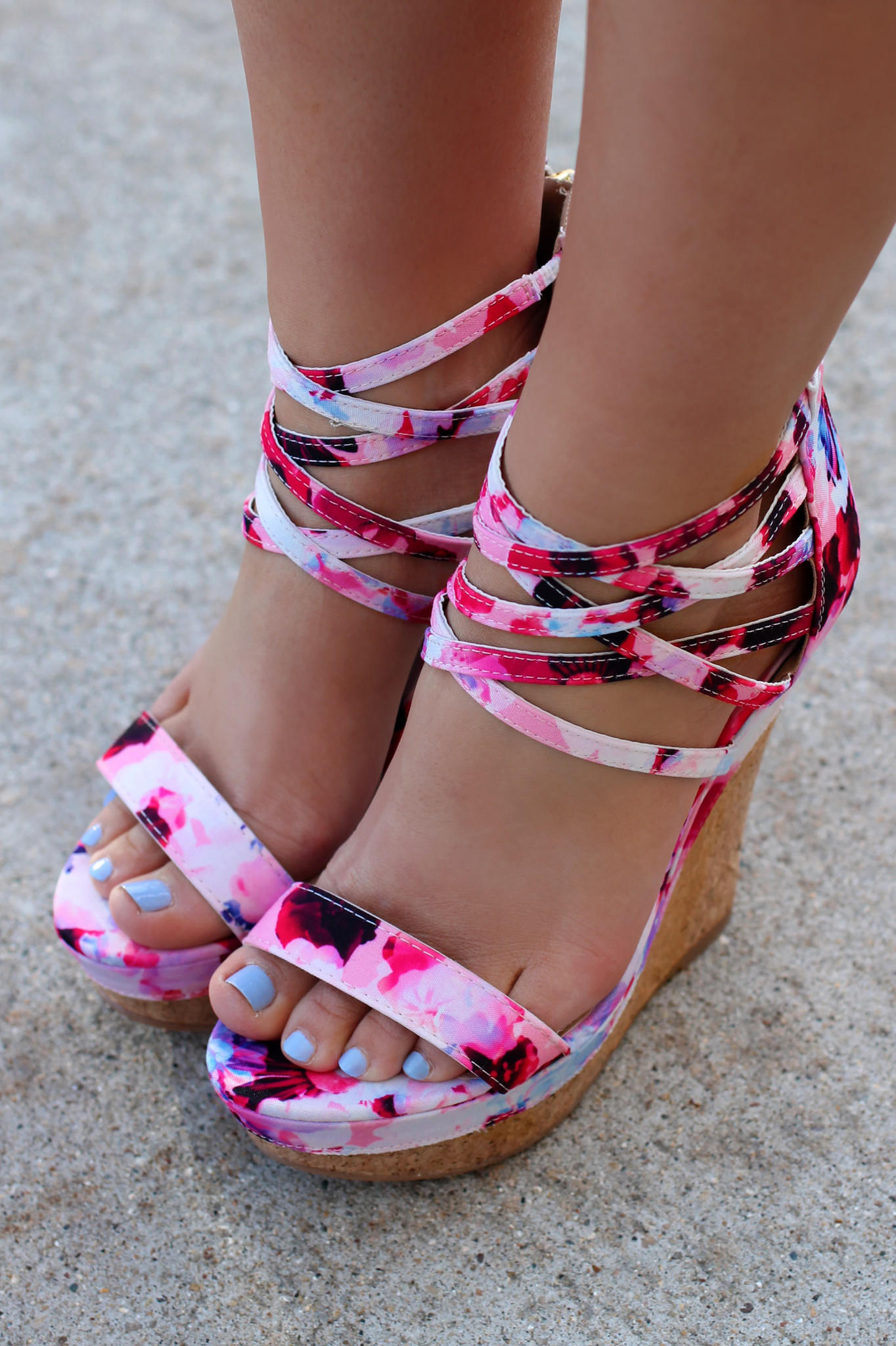 Exotic Paradise Wedge From Uoi Boutique Things I Want As Gifts