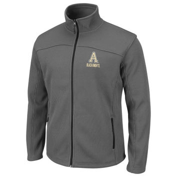 Army Black Knights Plow Full Zip Jacket - Charcoal