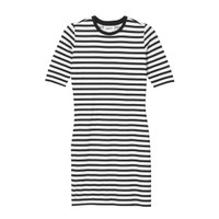 Jewel stripe dress | Dresses | Monki.com