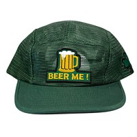 Function - St. Patrick's Day Beer Me 5 Panel Snapback Hat