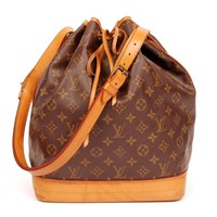 Louis Vuitton Noe Tote 5524 (Authentic Pre-owned)