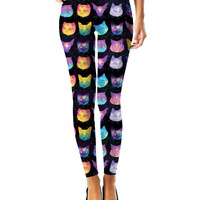 Galactic Cats Leggings