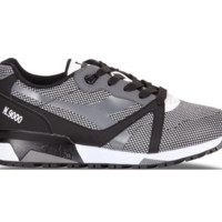 Diadora - N9000 Arrowhead - Black/White