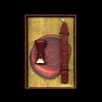 Magic Red Sealing Letter Wax Gift Set