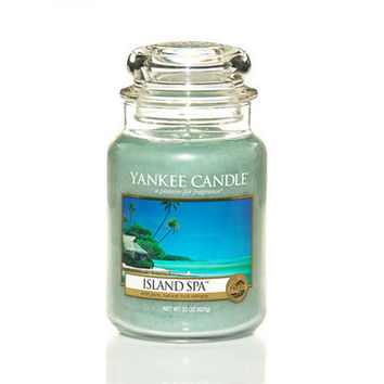 Island Spa™ Large Classic Jar Candles - Yankee Candle