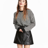 H&M Striped Sweater $29.99