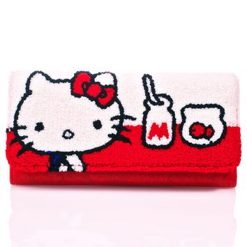 Hello Kitty Milk Wallet
