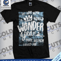 """Cold Cuts Merch - The Wonder Years """"War With The World"""" Shirt"""