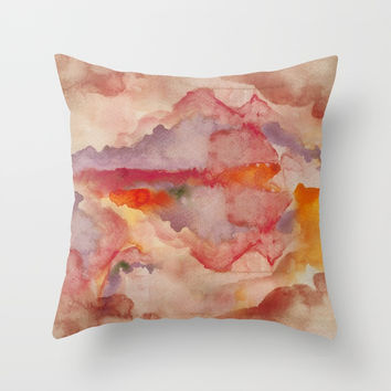 A 0 36 Throw Pillow by marcogonzalez