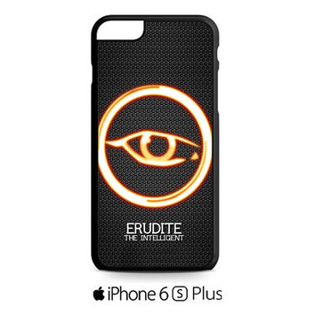Divergent Erudite The Intelligent iPhone 6S  Plus  Case