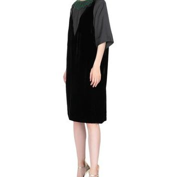 DRIES VAN NOTEN Knee-length dress - Dresses D | YOOX.COM