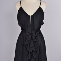 Better Than Never Dress - Black